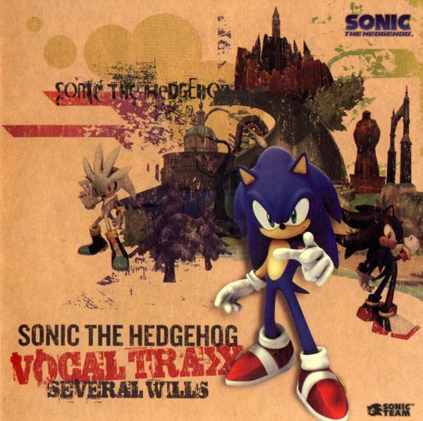 Twomix S L I F E Sonic The Hedgehog Vocal Traxx Several