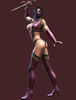 New Mortal Kombat 9 (2011) MILEENA Render B..